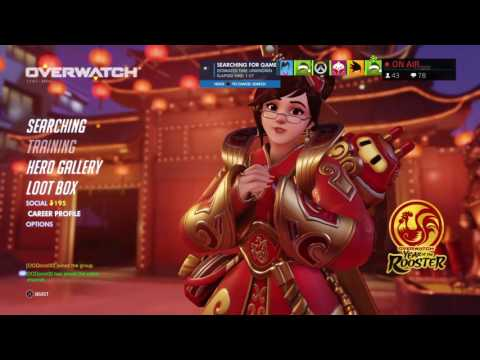 Tracer Main Plays With Fans