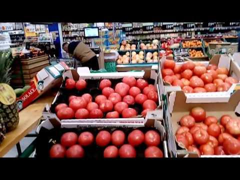Переезд в Краснодар КАПУСТА 100 рублей! Цены на овощи в Краснодаре весной