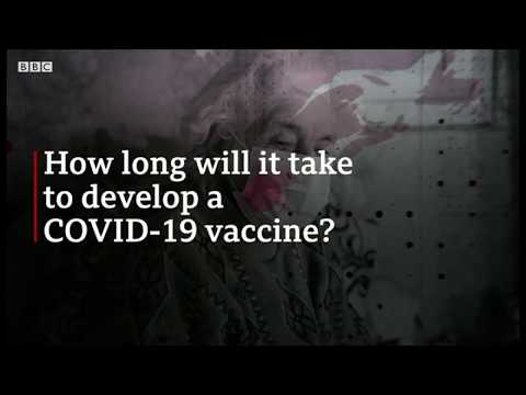 Coronavirus: How Long Will It Take To Develop A Covid-19 Vaccine?