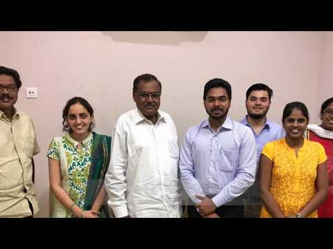 Berkeley Andhra Smart Village five districts Updated video - Phase II