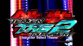 Tekken Tag Tournament 2 Character Select Theme Song (AIM TO WIN)