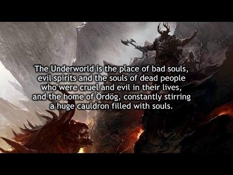 Magyar Mythology - The World Tree