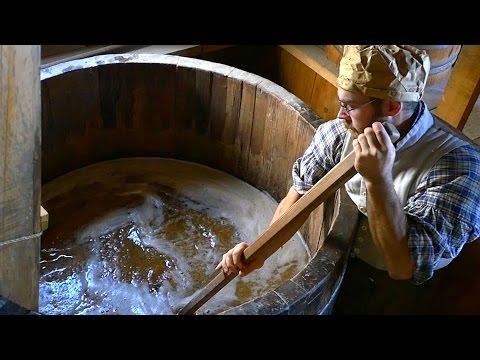 18th Century Beer Brewery Walkthrough