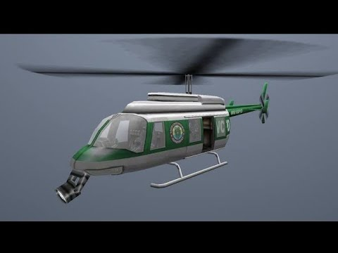 Where Is Helicopter In Gta Vice City In Android Phone
