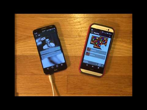 Share music with friends using Android's first group music player