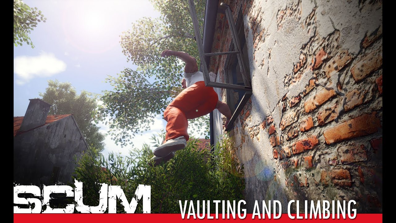 New 'Scum' Game Might Be The Best Open World Multiplayer Title Ever