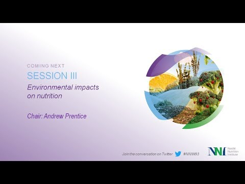 NNIW93 - Session III - Environmental Impacts on Nutrition