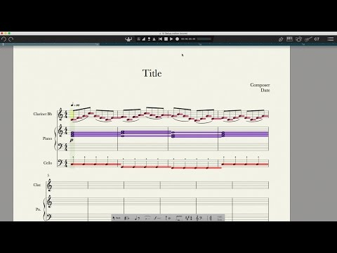 Notion 6 VSTi setup and Sequencer Overlay