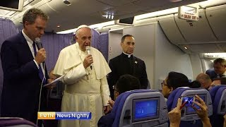 The Pope's Trip to Peru and Chile - ENN 2018-01-22