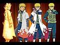 Naruto Minato   All Forms
