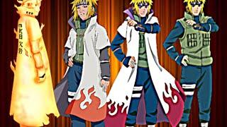 Naruto:Minato - All Forms