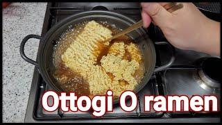 오뚜기 오라면 [kfood instant noodle]