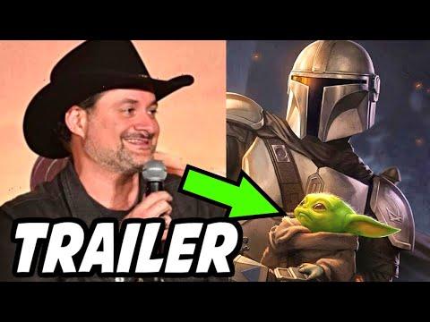 Dave Filoni REVEALS Yoda's Homeworld! - The Mandalorian Season 2 Trailer Breakdown