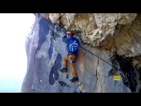 Klettersteig Bad Ischl : Leadership klettersteig am predigstuhl handgemacht fussgegangen