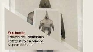 Seminario De Estudio Del Patrimonio Fotográfico De México - Bruno Bresani