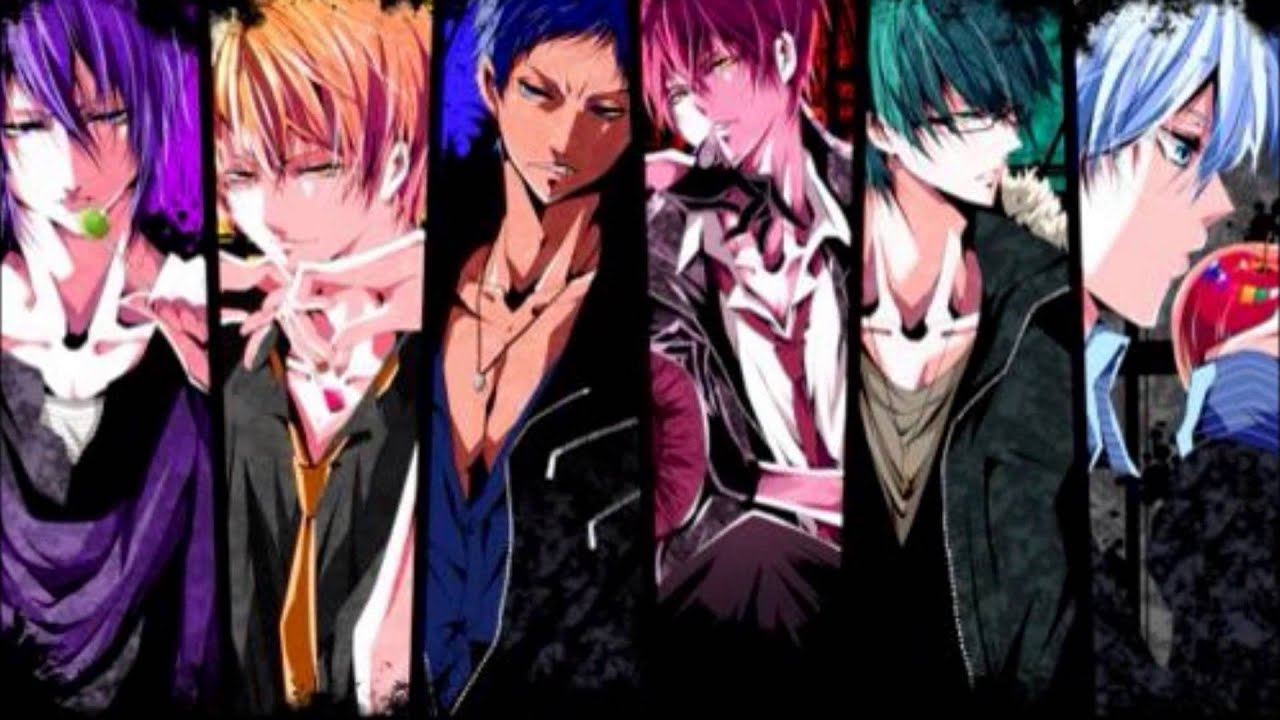 generation of miracles aomine - photo #19