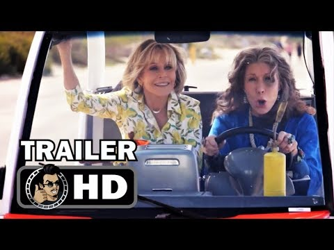 GRACE AND FRANKIE Season 4 Official Trailer (HD) Lily Tomlin, Jane Fonda Netflix Series