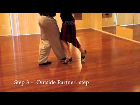 How to Do the Hook aka the Gancho | Argentine Tango