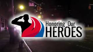 Honoring Our Heroes 2018