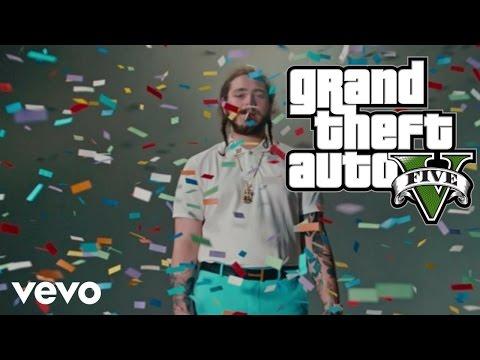 Post Malone  Congratulations ft Quavo Gta 5