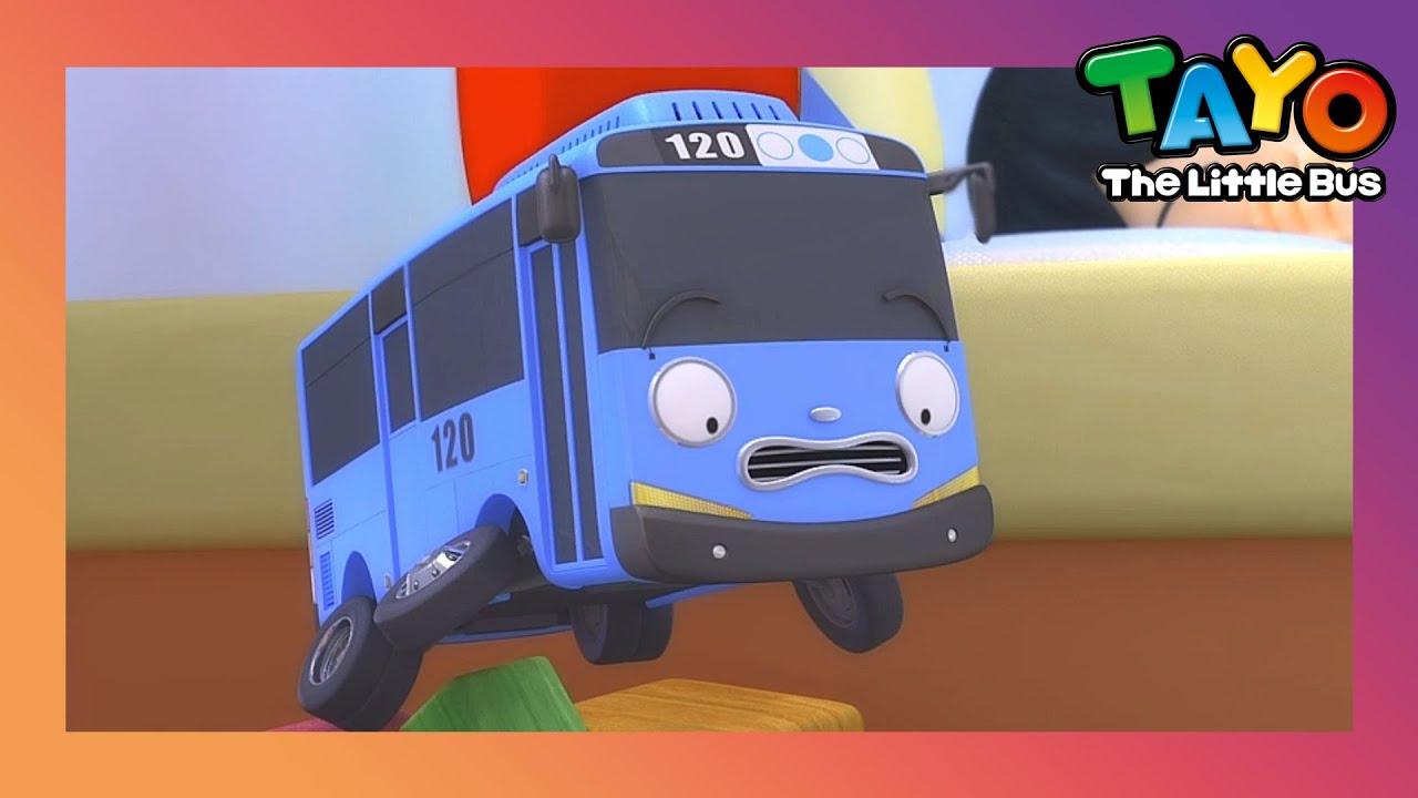 Tayo Phần đặc biệt l #103 Thật là trơn! Tôi đang rơi! l Phim hoạt hình cho trẻ em