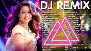 HINDI DJ REMIX NONSTOP DANCE MASHUP 2020 - NEW HINDI REMIX MASHUP SONG 2020 | Bollywood DJ Nonstop