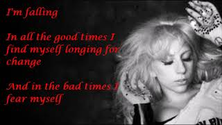 Lady Gaga Feat Bradley Cooper Shallow Lyrics on Screen.mp3
