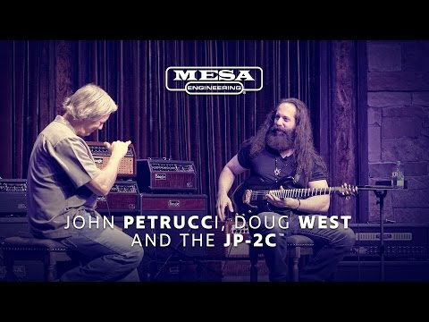 MESA/Boogie Tone Summit: John Petrucci, Doug West and the JP-2C