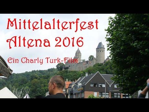 Mittelalterfest Altena 2016