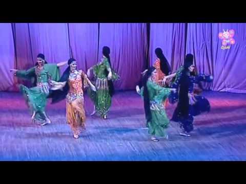 Egyptian dance   Folk rhythms   Igor Moiseyev Ballet1