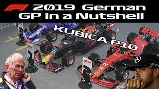 F1 2019 German GP  N A Nutshell