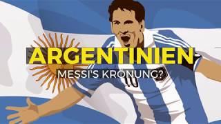 WM 2018 Teilnehmer & Favoriten: Wie stark ist Argentinien?