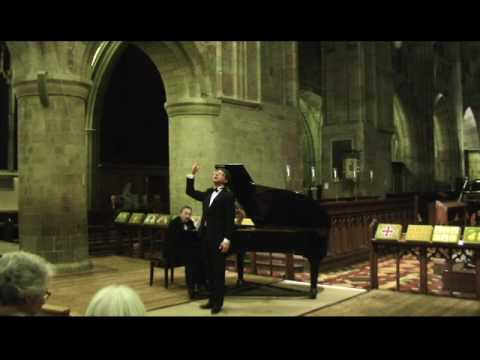 Alexey Gusev baritone  sings two arias