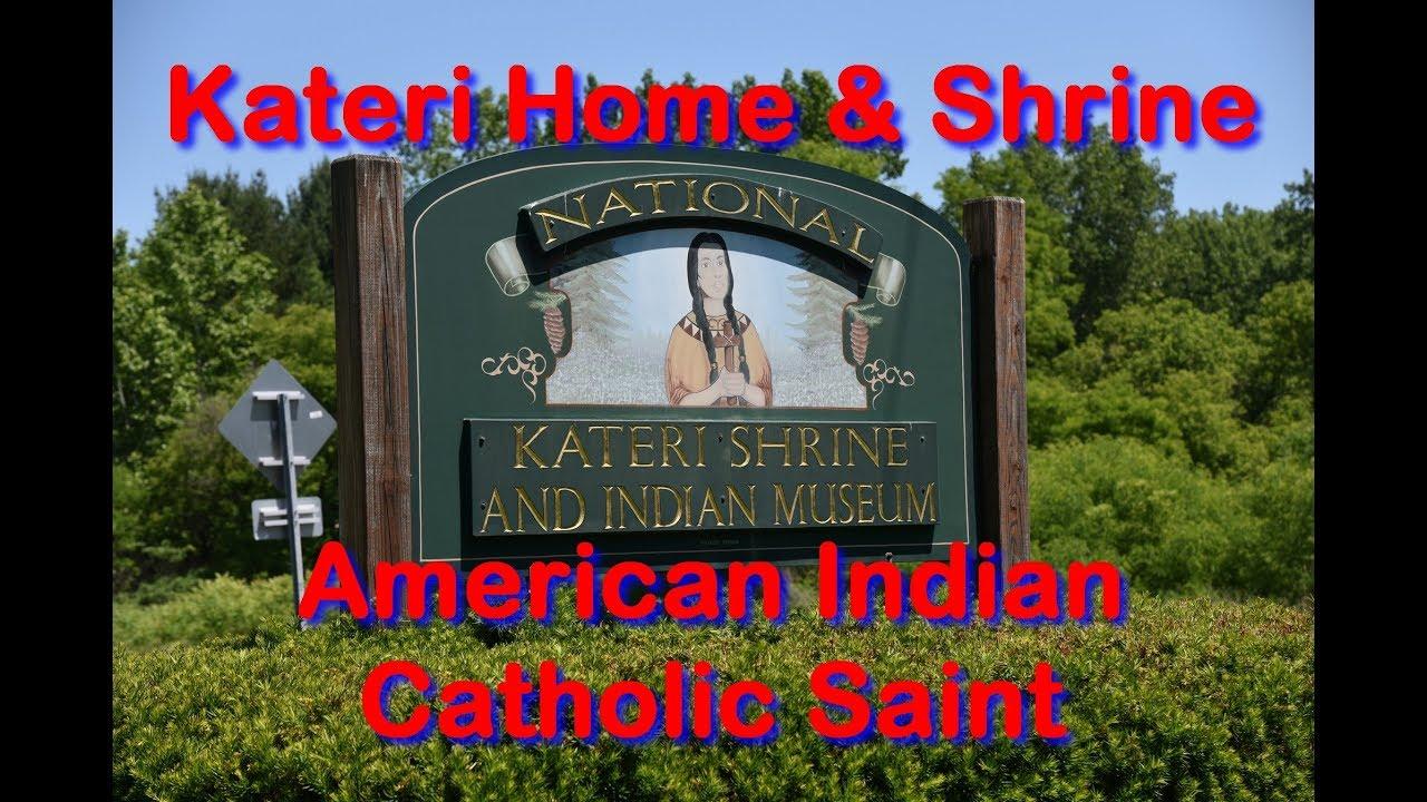 Kateri Tekakwitha Shrine & Mohawk Village - Travels With Phil
