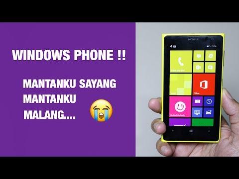 Ngobrolin Mantan — Apa Kabar Windows Phone..??