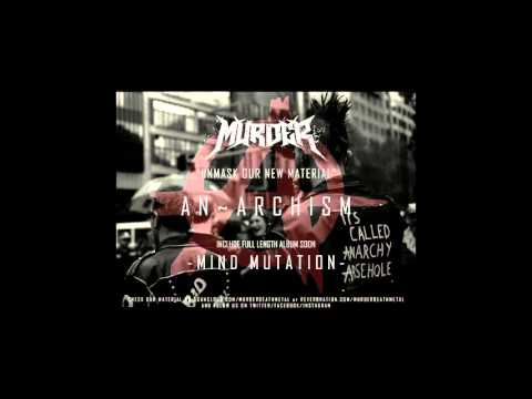 Murder - An-Archism (Official Audio Stream) | Indonesia Metal/ Death Metal