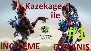 Video ArcheAge Online - İnceleme, Tanıtım, Oynanış [Bölüm 1 - Türkçe/Turkish] download MP3, 3GP, MP4, WEBM, AVI, FLV Agustus 2018