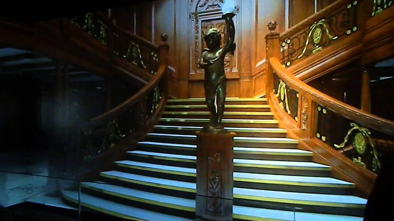 Titanic Museum Belfast Northern Ireland - YouTube