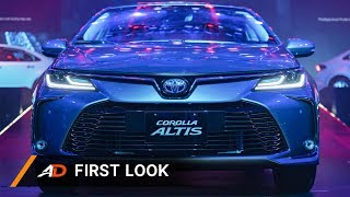 2020 Toyota Corolla Altis - First Look