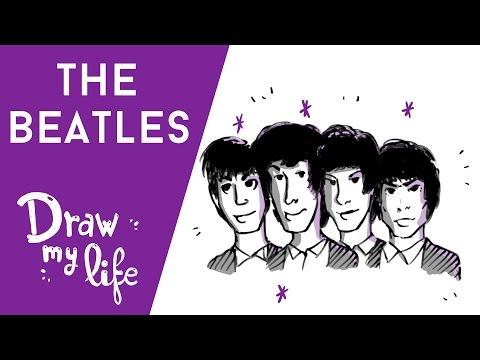 La historia de los Beatles - Draw My Life