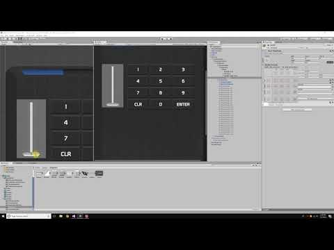 Action User Interface Game 12:  Volume Slider & Animations