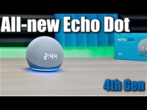 All-new Echo Dot (4th Gen) | Smart speaker with clock and Alexa | Is it worth upgrading?