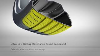 Шины Goodyear EfficientGrip Performance с технологией Electric Drive