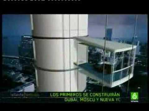 rascacielos giratorios en dubai mosc y nueva york