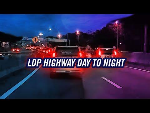 From day to night, LDP (Lebuhraya Damansara Puchong)