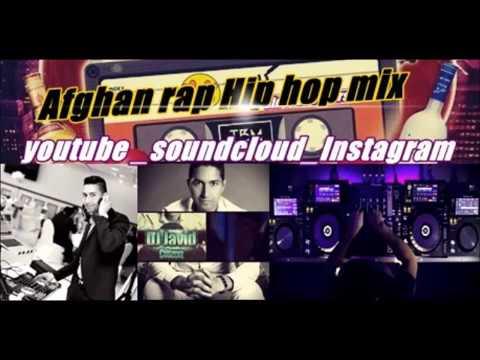 Afghan Rap hiphop mix Dj javid citizen 2018