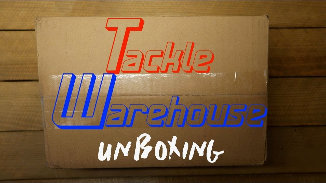 Unboxing the latest & greatest in bass fishing equipment