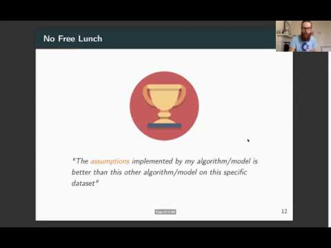Free Lunch? How We Can Learn From Data with Carl Henrik Ek