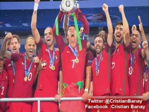 (Relato Emocionante) Portugal 1 Francia 0 (ESPN Deportes Radio) Eurocopa 2016