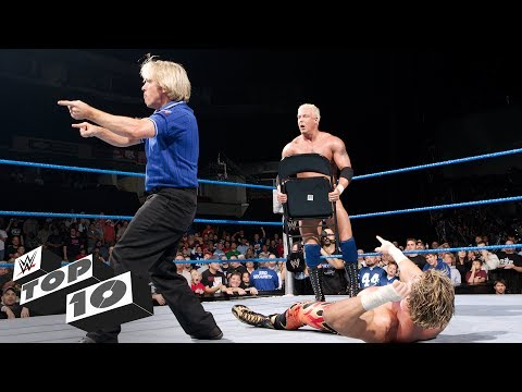 Thumbnail: Creative cheaters - WWE Top 10